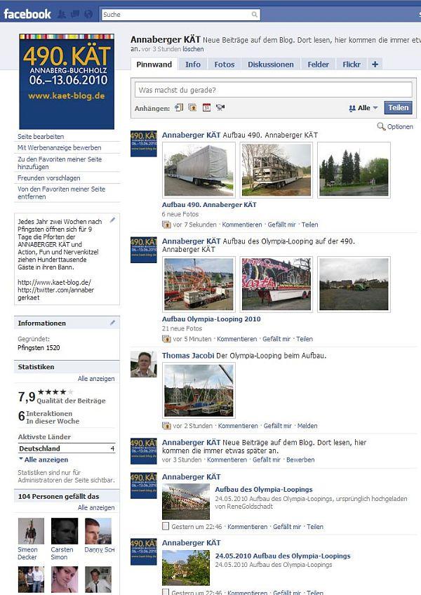 Facebook Annaberger KÄT
