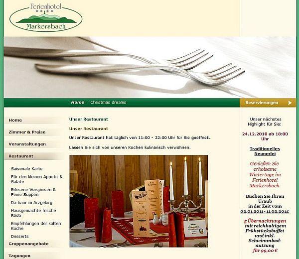 2010 Ferienhotel Markersbach