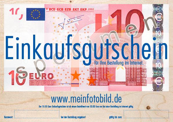 GUTSCHEIN-ENTWURF MeinFotoBild.de