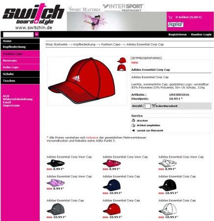 2008 Sport Matthes Switchin