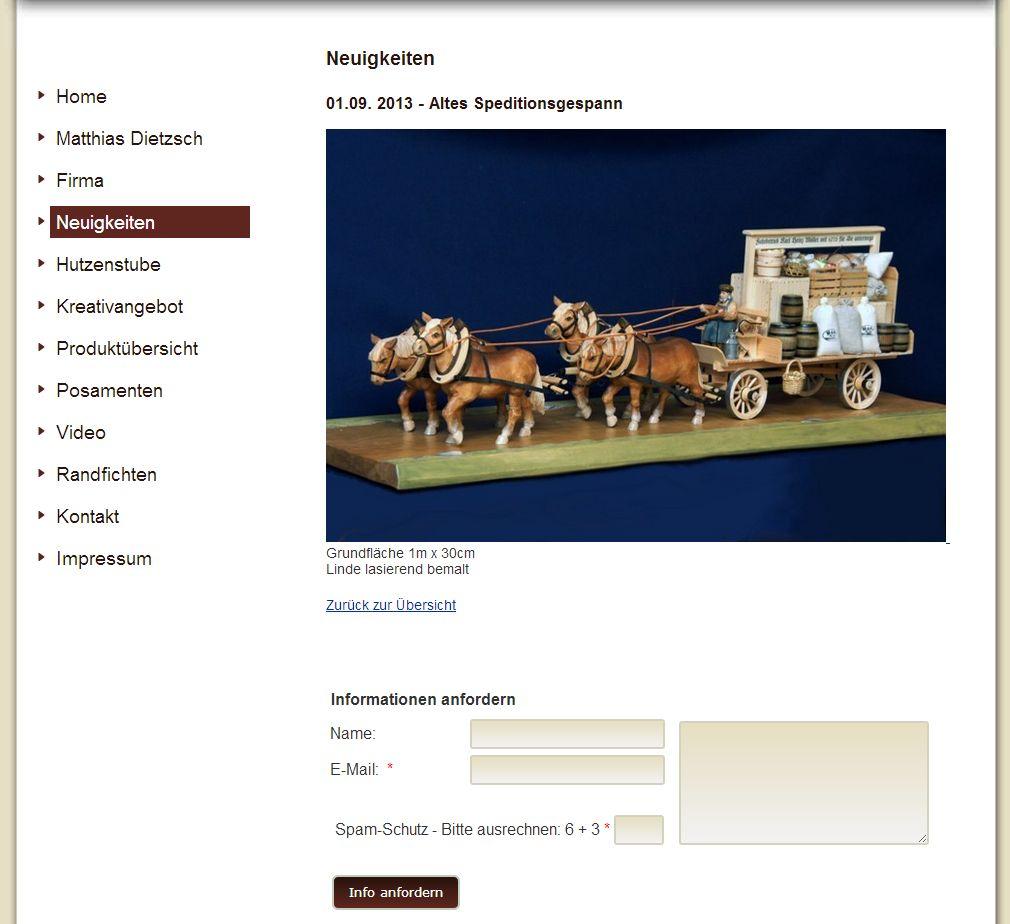 2013-Holzbildhauer-Matthias-Dietzsch-Neuigkeiten