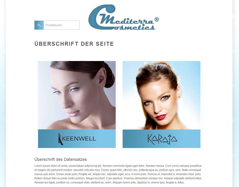 2014 Relaunch Mediterra Cosmetics aus Mildenau im Erzgebirge