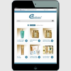 Mobile Version für ein iPad-mini Einzel-Kategorie