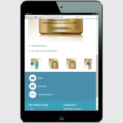 Mobile Version für ein iPad-mini Einzelprodukt Slider_inf