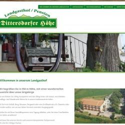 2014 Landgasthof Dittersdorfer Hoehe Startseite Erzgebirge