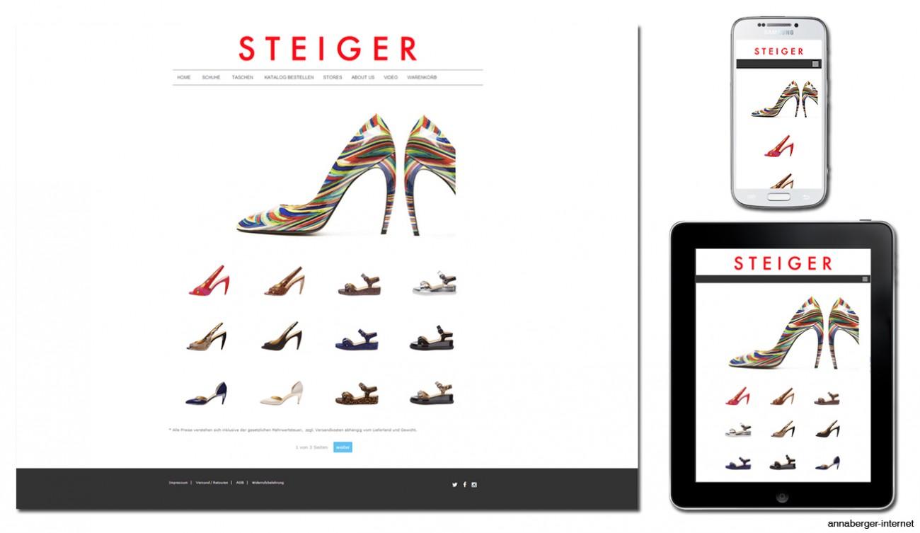 2015 Walter-Steiger responsiver Shop