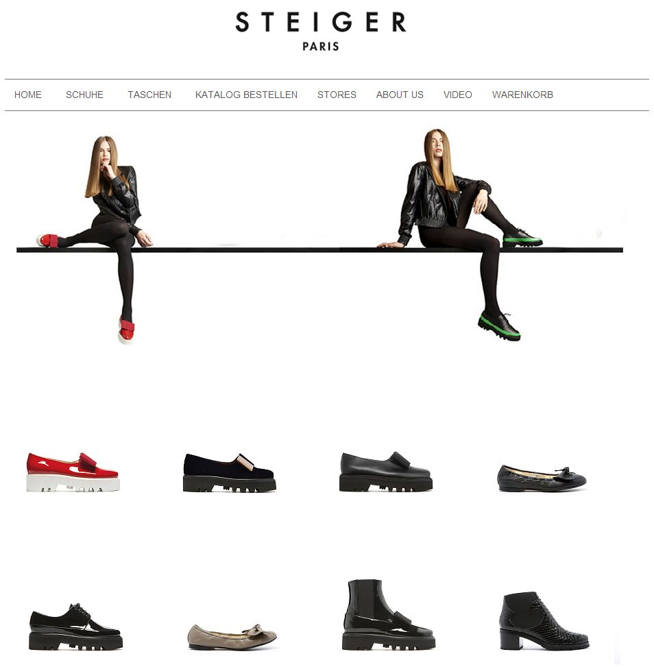 Walter Steiger - Paris - Winterkollektion 2015/16