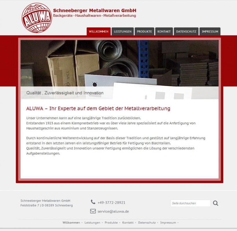2015-Relaunch-Schneeberger-Metallwaren-ALUWA-Erzgebirge