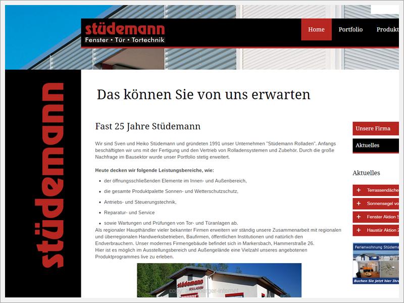 Projekt stuedemann.com